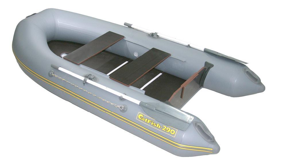 катфиш лодки